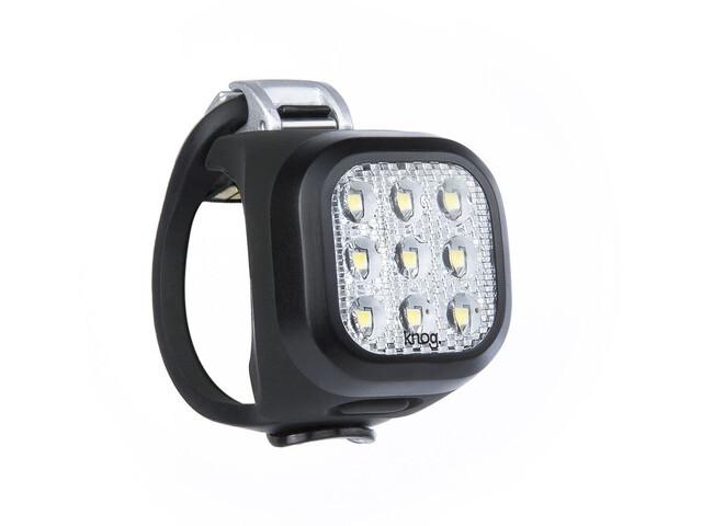 Knog Blinder Mini Niner Luz Trasera LED, white/black